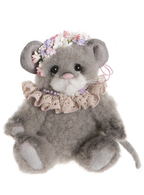 Charlie Bear 2020 Minimo Collection - Pearl Grey