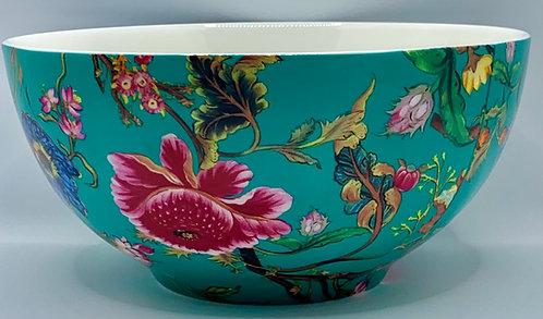 Heritage Bone China Bowl - Anthina Turquoise