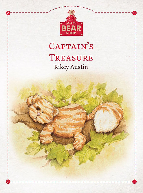 Alice's Bear Shop by Charlie Bears -Storybook Collection - CaptainsTreasure