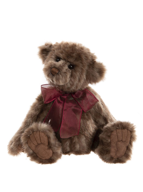Charlie Bear 2021 Plush Collection - Reddy
