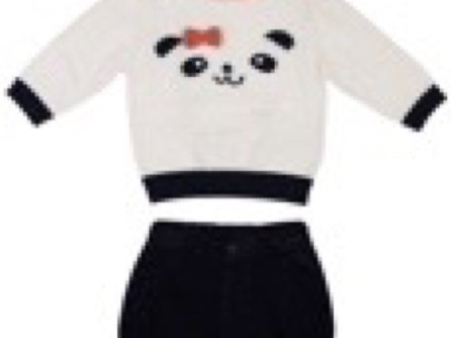 Gingerlilly Baby 3 Pce out fit - Aria  Size 6-12m