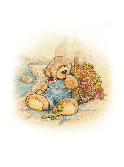 Alice's Bear Shop by Charlie Bears - Art Prints Collection - Cobby
