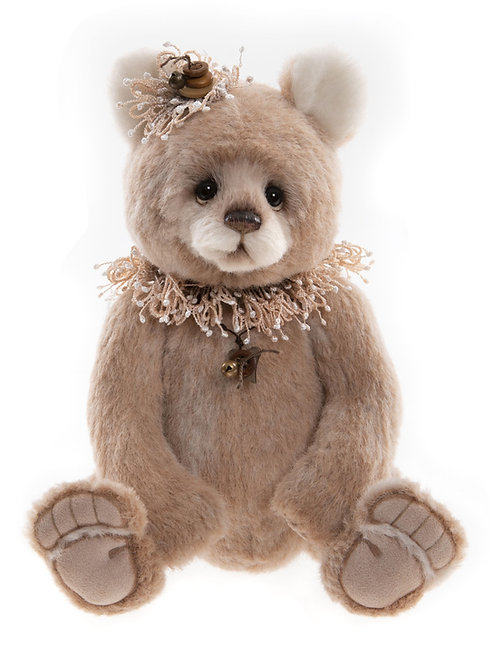 Charlie Bear 2021 Isabelle Collection - Barley