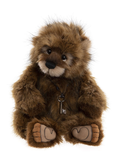 Charlie Bear 2021 Plush Collection - Cinnamon