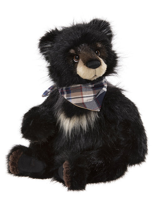 Charlie Bear 2021 Plush Collection - River