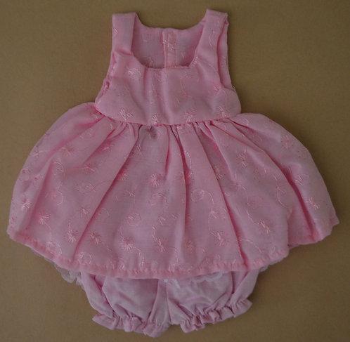 Alice's Bear Shop by Charlie Bears - Clothing - Sandy's Dress Set Pink