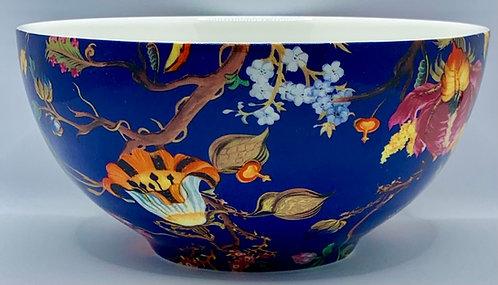 Heritage Bone China Bowl - Anthina Blue