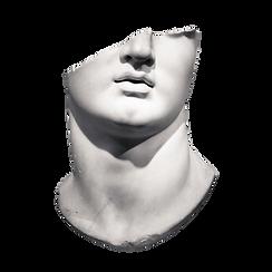 Scuplture du visage