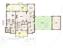 2015 - Floor Plan - Level 1 - Pres