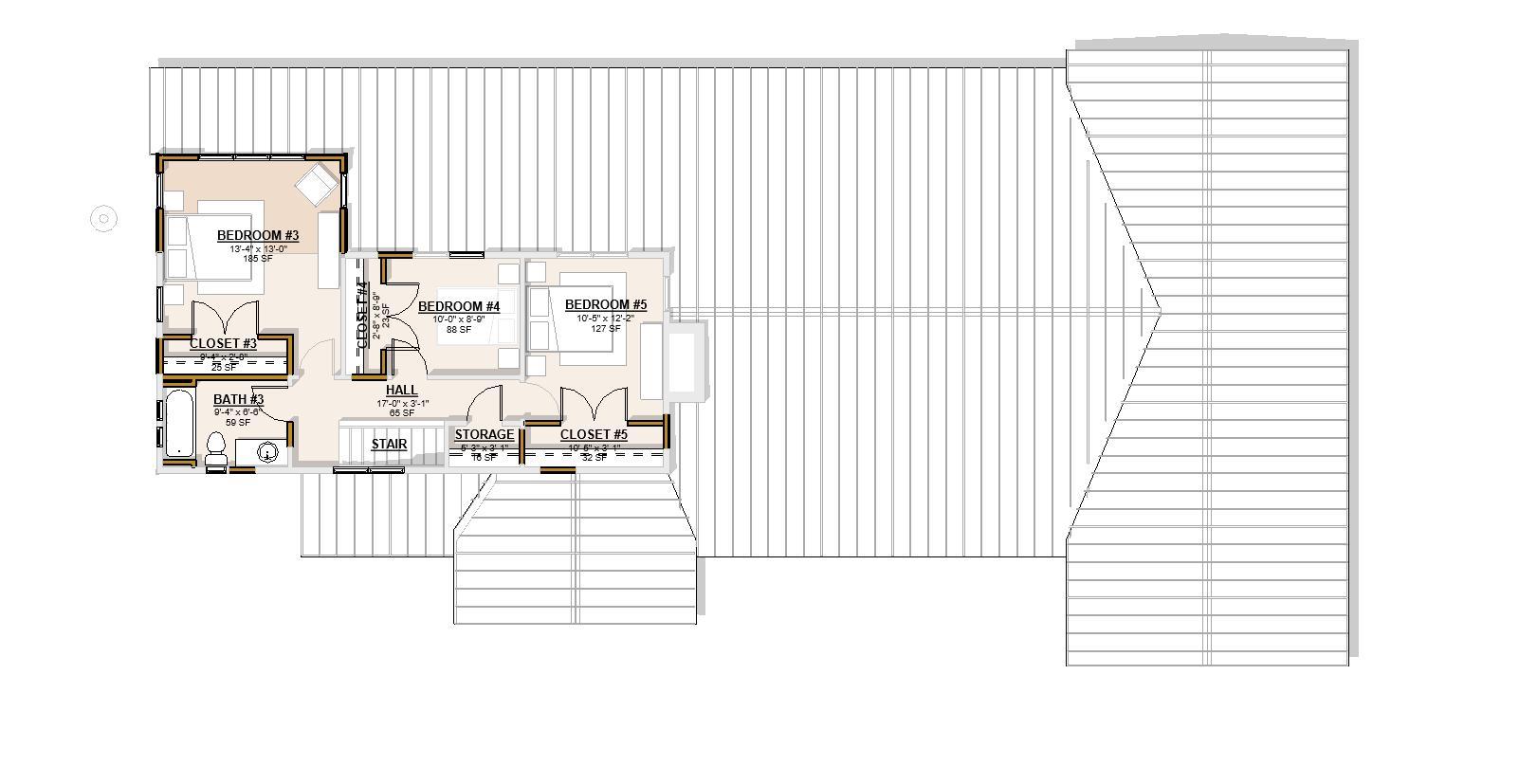 2031_ - Floor Plan - Level 2 - Pres