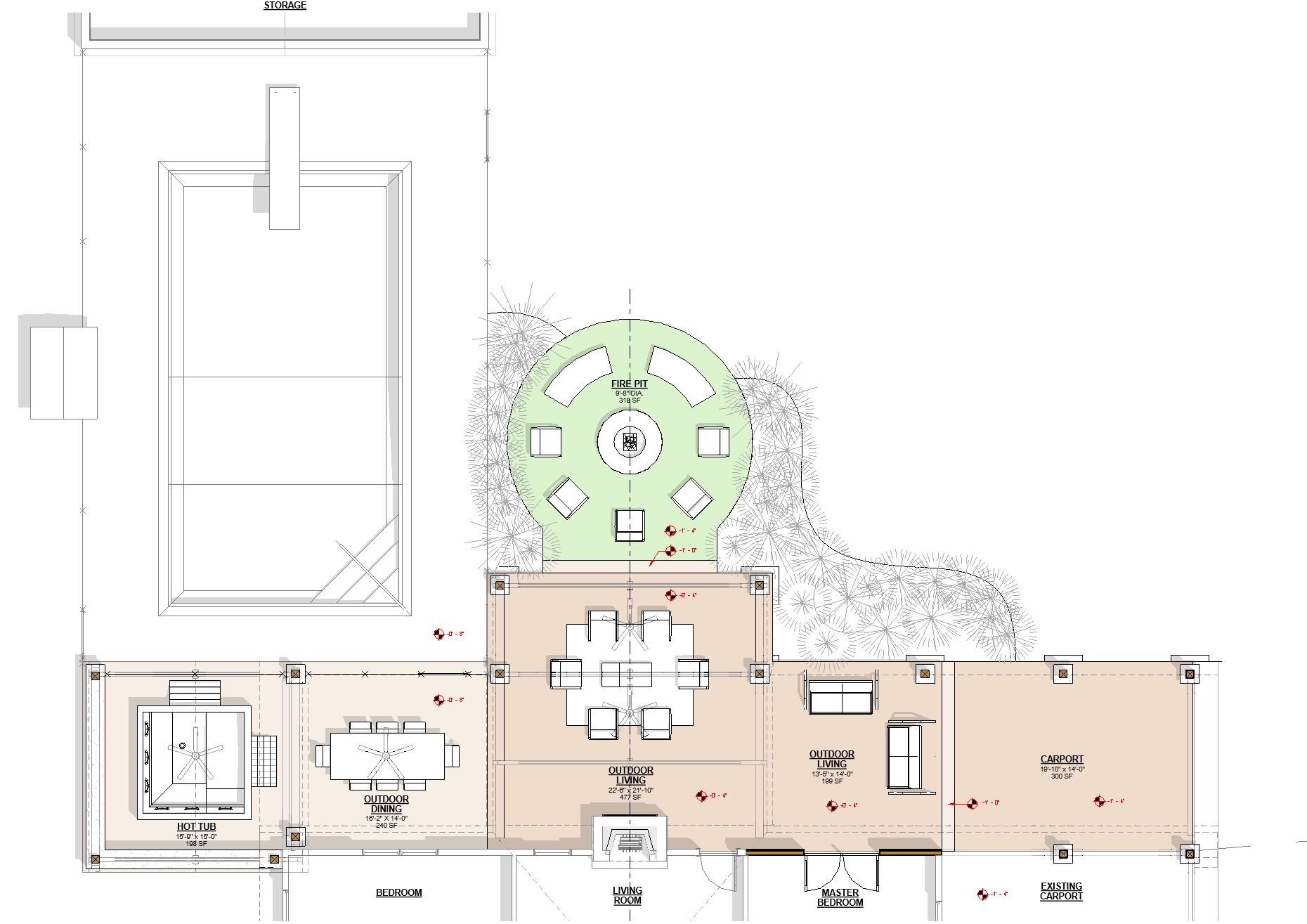 2019 - Floor Plan - Level 1 - Pres - Rea