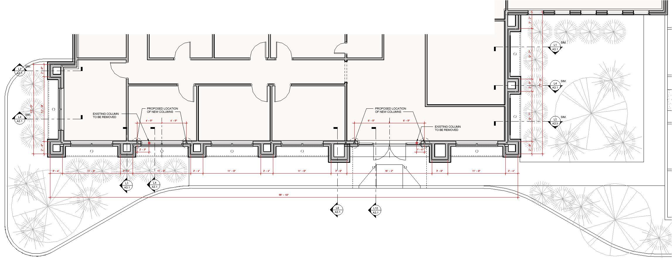 2013 - Floor Plan - Level 1