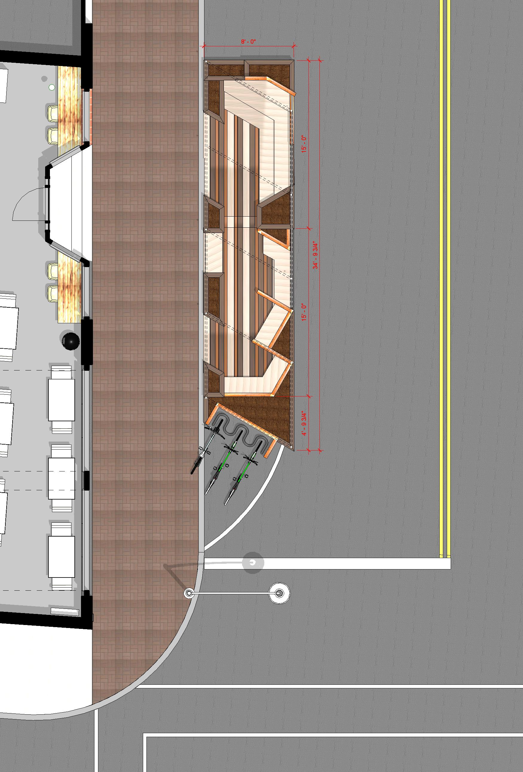 Parklet_ - Floor Plan - Level 1 - Parkle