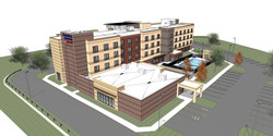 1803_Model_Finishes - 3D View - 3D View
