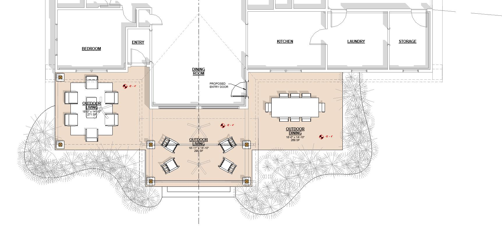2019 - Floor Plan - Level 1 - Pres - Fro