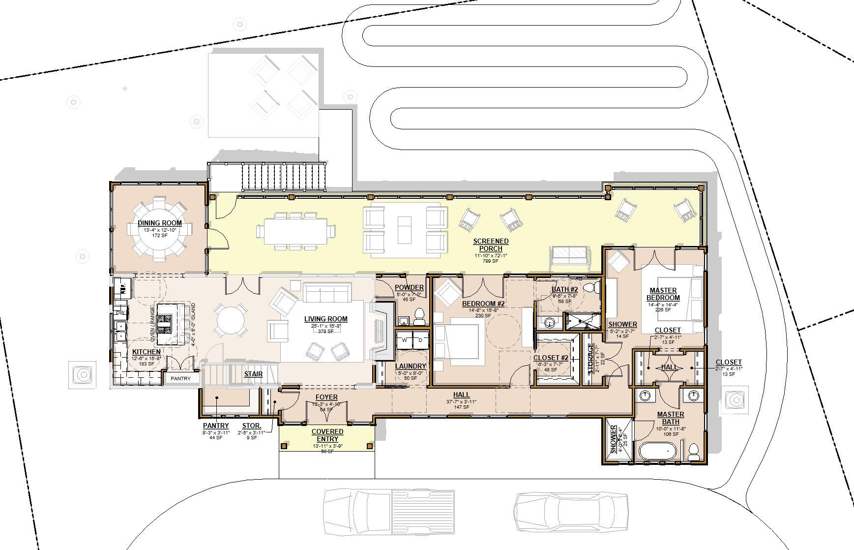 2031_ - Floor Plan - Level 1 - Pres