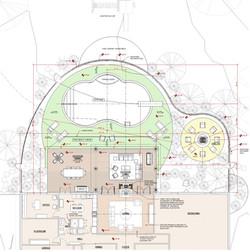 2102_model - Floor Plan - Level 1 - Pres