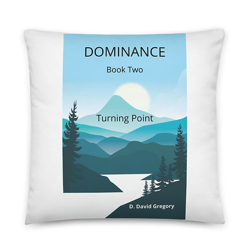 David Gregory Turning Point Pillow