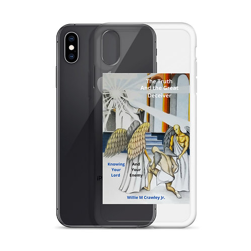 Willie Crawley Jr: Iphone Cases