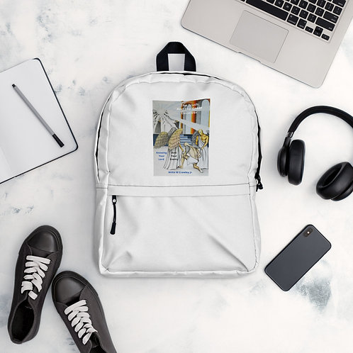 Willie Crawley Jr:Backpack