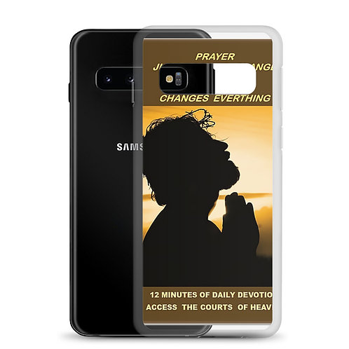 Elizabeth Jordan: Samsung Phone Cases