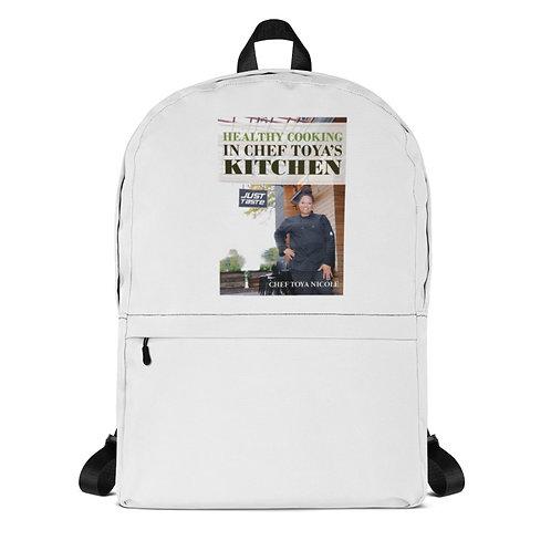 Chef Toya Nicole-Backpack