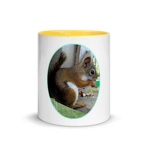 Richard Meissner-Yellow Mug