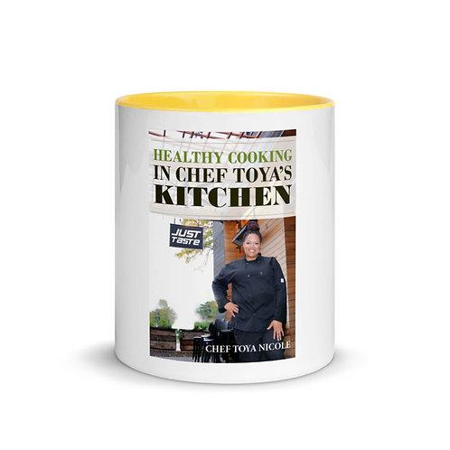 Chef Toya Nicole-Yellow Mug