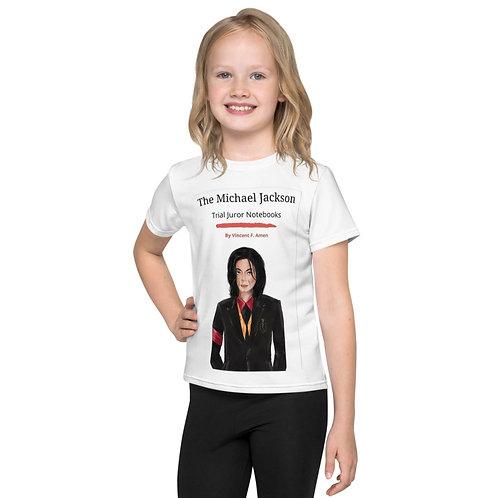 Vincent F. Amen Kids Crew Neck T-Shirt