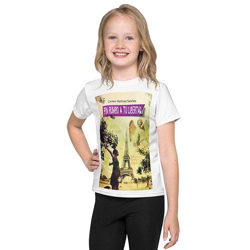 Carmen Martinez-All over print kids t-shirt