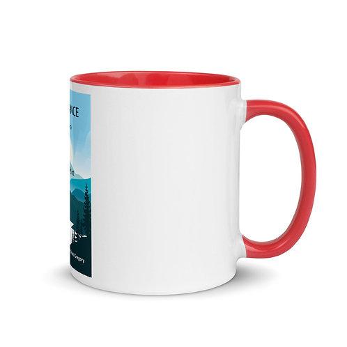 David Gregory Turning Point - Coffee Mug Red