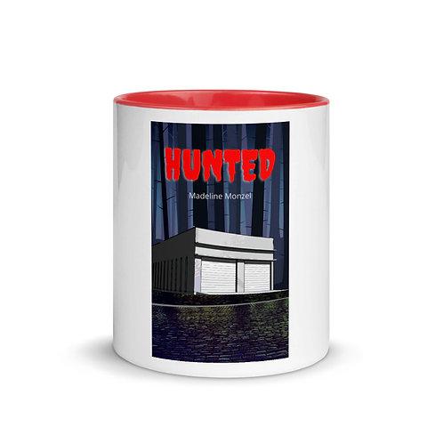 Madeline Monzel - Coffee Mug Red Inside