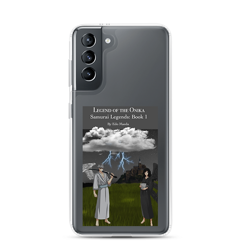 Edo Maeda-Samsung Cases
