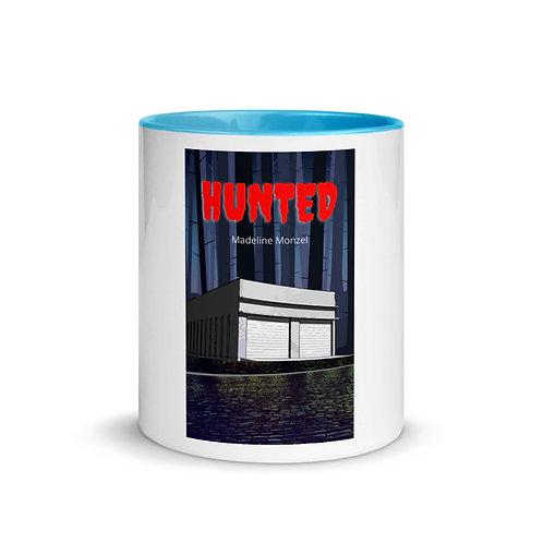 Madeline Monzel - Coffee Mug Blue Inside
