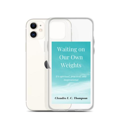 Claudia Thompson- Iphone Case