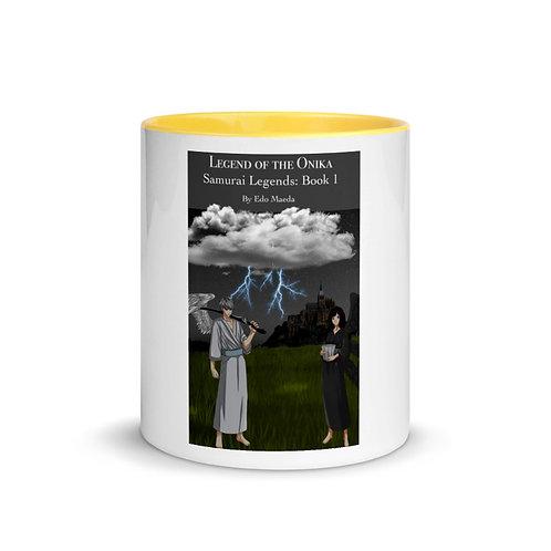Edo Maeda-Coffee Mugs-yellow