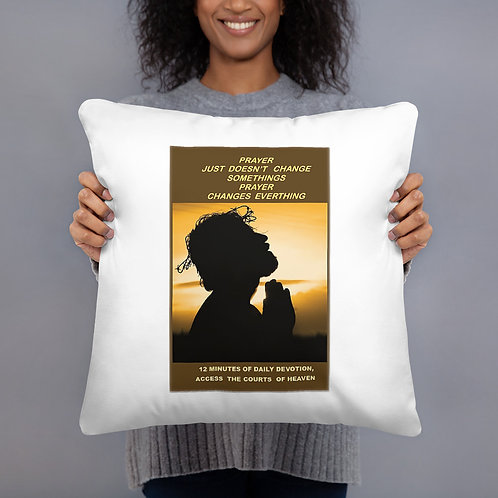 Elizabeth Jordan: Pillow