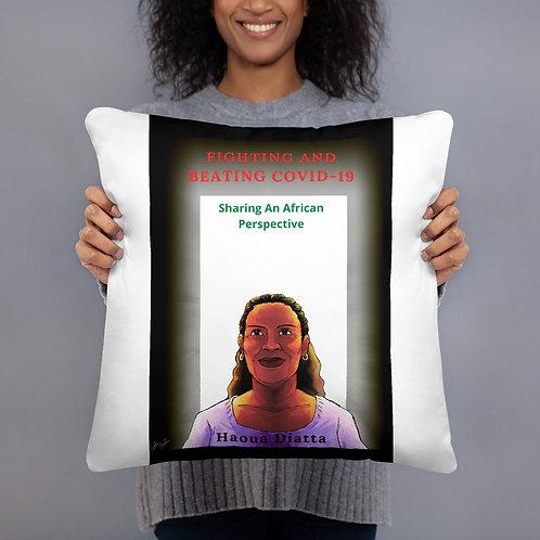 Haoua Ditta: Basic Pillow