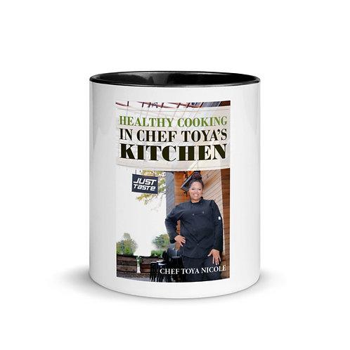 Chef Toya Nicole-Black Mug
