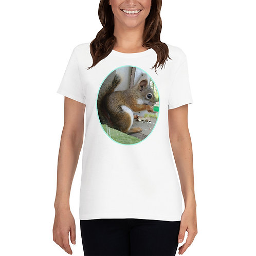 Dr. Marcella-Women's short sleeve t-shirt