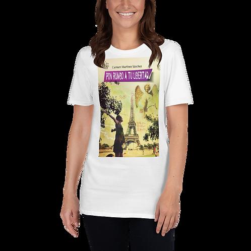 Carmen Martinez-short sleeve Uni-sex T-shirt