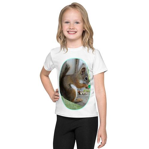 Richard Meissner-Kids crew neck t-shirt