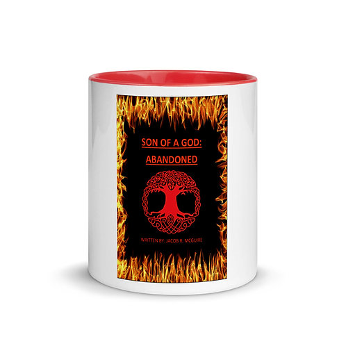 Jacob Mcguire: Mug-Red