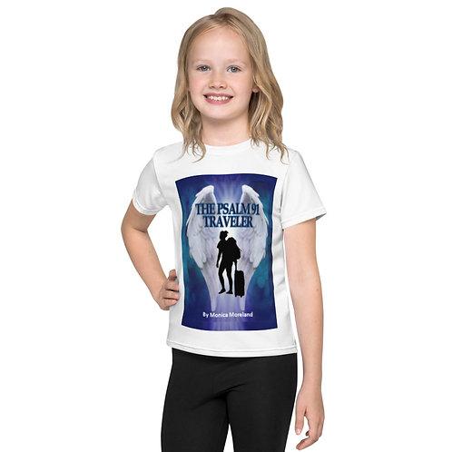 Monica Moreland-Kids T-shirt