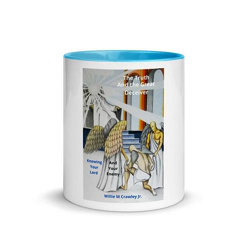 Willie Crawley's Jr-Blue Mug