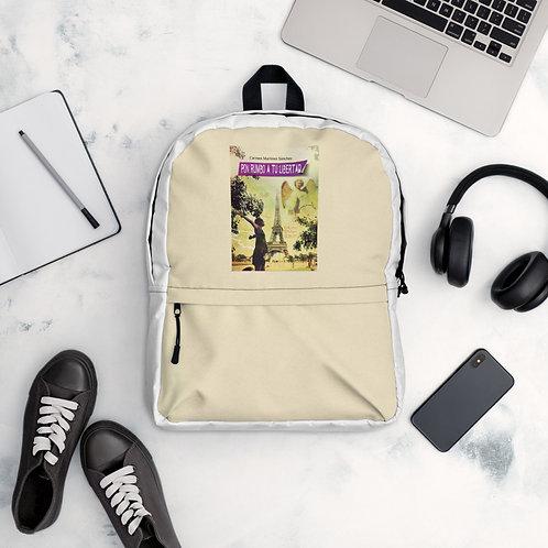 Carmen Martinez-Backpack