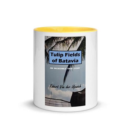 Robert Van Der Upwich: Mug -Yellow