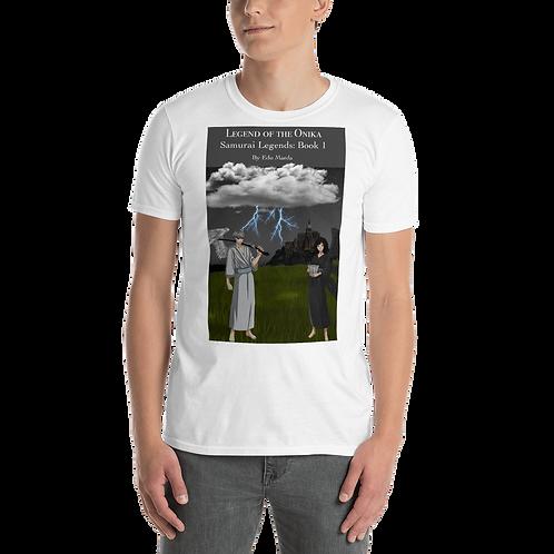 Edo Maeda-Short-Sleeve Unisex T-Shirt