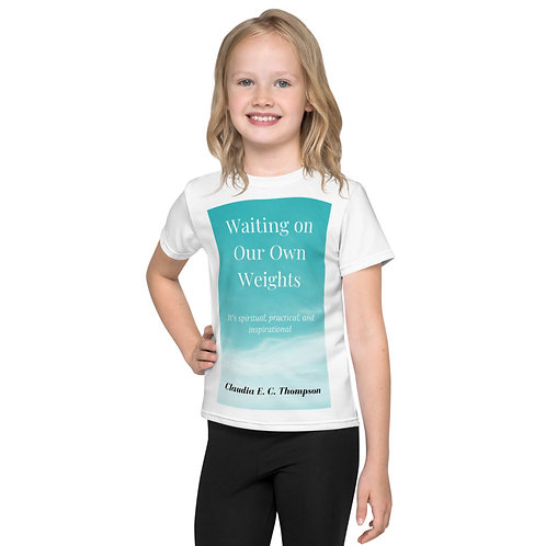 Claudia Thompson - Kids Crew Neck T-Shirt