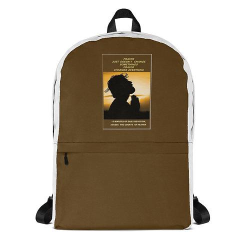 Elizabeth Jordan: Backpack
